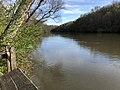 Chattahoochee River near GA 400, March 2018.jpg