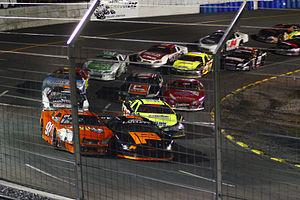 Autodrome Chaudière - Image: Chaudiere action