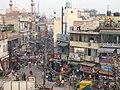 Cheh Tuti Chowk or Six Tuti Chowk, Main Bazar, Paharganj.jpg