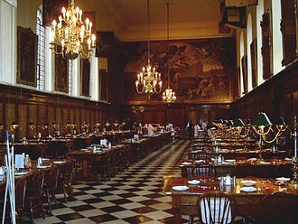Royal Hospital Chelsea - The Great Hall