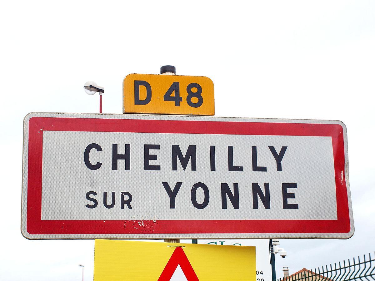 Chemilly sur yonne wikip dia for Region yonne