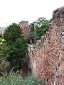 Chester City Walls - Spur Wall and Water Tower 02.jpg