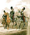Cheveaulegersregiment Großherzogtum Hessen um 1840.jpg