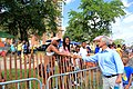 Chicago Mayor Rahm Emanuel at the Bud Billiken Parade 2015 (20402412236).jpg