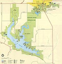 Chickasaw National Recreation Area Wikipedia