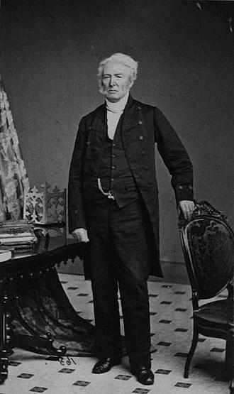 Archibald McLean (judge) - Image: Chief Justice Archibald Mc Lean