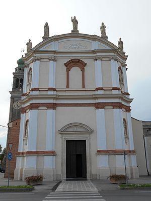 Vighizzolo d'Este - Church
