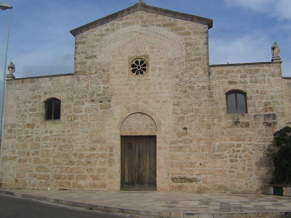 Chiesa Di Santa Maria Della Croce Casarano Wikipedia