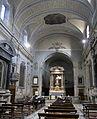 Chiesa di San Giovanni Battista, Livorno (Interno).JPG