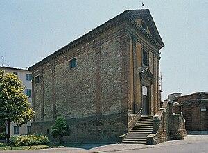 Santo Stefano alla Lizza - Image: Chiesa di Santo Stefano alla Lizza siena