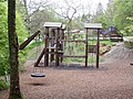 Children's play area by car park - geograph.org.uk - 1285788.jpg