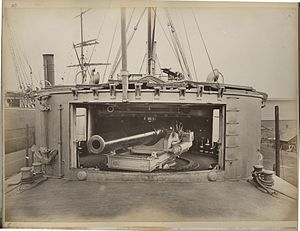 Chinese cruiser Yangwei