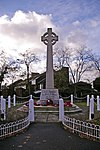 Chingford War Memorial, London E4 - geograph.org.uk - 1053319.jpg