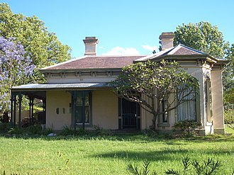 Chipping Norton, New South Wales - Image: Chipping Norton Homestead 1