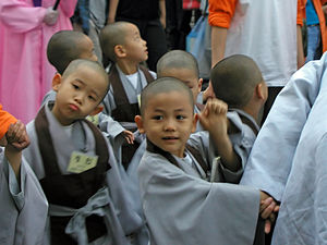 Samanera - Śrāmaṇeras from the tradition of Korean Buddhism