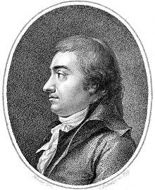 Johann Rudolf Zumsteeg (Kupferstich von Christian Friedrich Stölzel) (Quelle: Wikimedia)