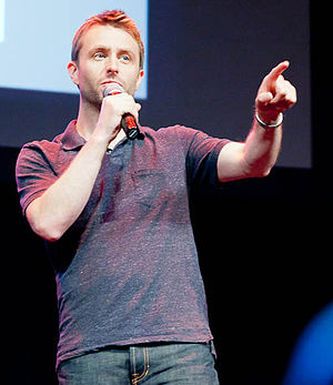 Chris Hardwick - Hardwick in July 2011