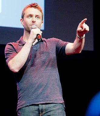 Chris Hardwick - Hardwick in July 2011