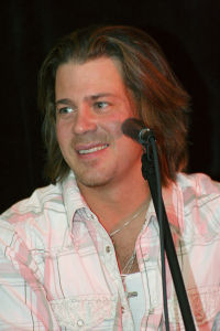 Christian Kane am 27. April 2006 bei einem Konzert in Las Vegas