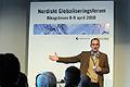 Christian Ketels talar vid Nordiska globaliseringsforumet i Riksgransen 2008-04-08.jpg