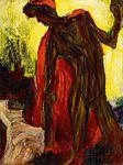 Christian Rohlfs - Tänzerin mit rotem Schal (1912).jpg