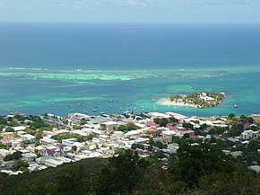 Christiansted, US Virgin Islands, from Recovery Hill.jpg