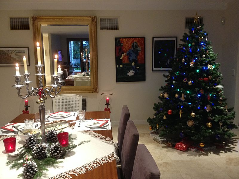 Christmas tree in Brisbane 12.2013 01.jpg