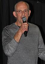 Schauspieler Christopher Lloyd