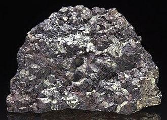 Chromite - Chromite from Zimbabwe
