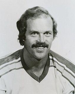 Chuck Lefley Canadian ice hockey player