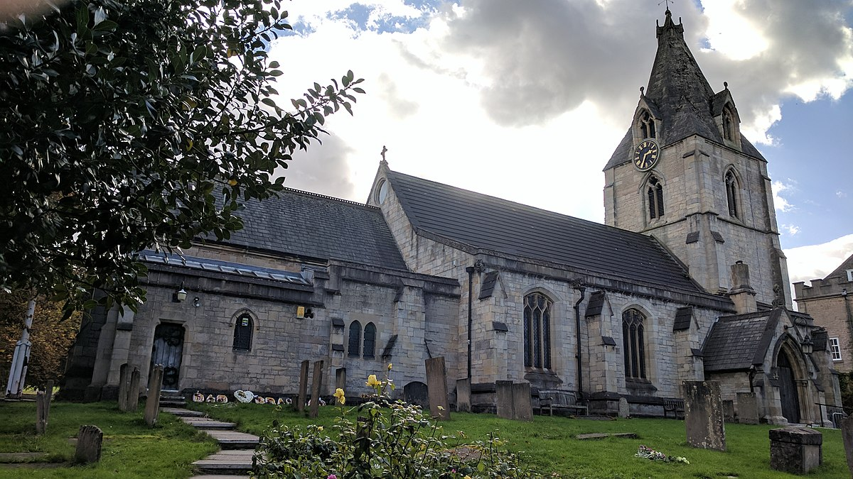 Church Of St Edmund Mansfield Woodhouse Wikipedia