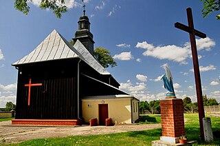 Modzerowo, Gmina Izbica Kujawska Village in Kuyavian-Pomeranian, Poland