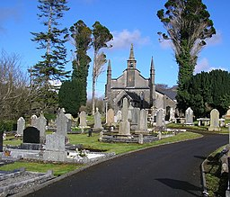 Church of Ireland, Laghey Co Donegal - geograph.org.uk - 149481.jpg