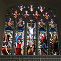 Church of Ss Mary & Lawrence interior - chancel east window.JPG