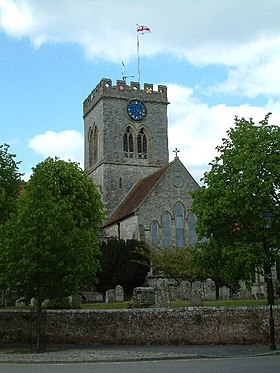 L'église Saint-Pierre-et-Saint-Paul de Ringwood