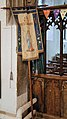 Church of St Nicholas, Ash-with-Westmarsh, Kent - Mothers' Union banner.jpg