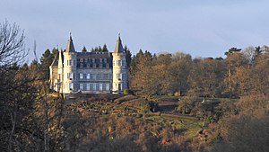 Royal Castle of Ciergnon - Ciergnon Castle