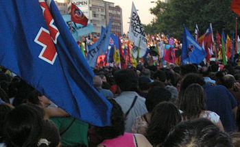 Cierre de Campa%C3%B1a Michelle Bachelet 2