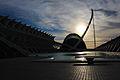 Ciudad de las Artes y las Ciencias al Amanecer.JPG