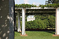 Civil War Unknowns Memorial - looking E past amphitheater - Arlington National Cemetery - 2011.JPG
