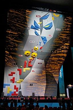Climbing World Championships 2018 Lead Final 01