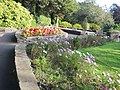 Clitheroe Castle floral display 8163.JPG