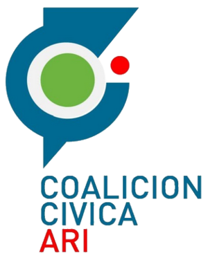 Civic Coalition ARI - Image: Coalic civica ari logo