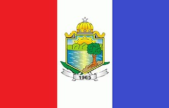 Coari - Image: Coari bandeira