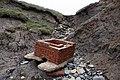 Coastal Erosion at Porth Neigwl (Hell's Mouth) - geograph.org.uk - 1024059.jpg
