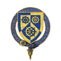 Coat of Arms of Sir Paul Hasluck, KG, GCMG, GCVO.png