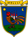 Coat of arms of Bajsa.png