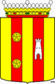 Coat of arms of Rozenburg.png
