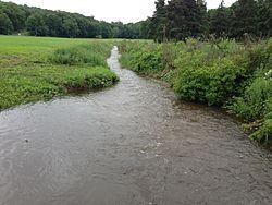 Coginchaug River at Guilford-Durham Line.jpg