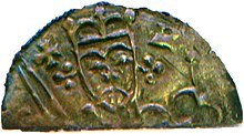 Coin of Niels, King of Denmark 1104 1134.jpg